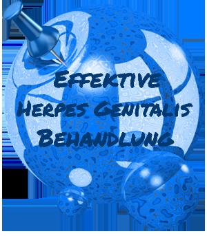Herpes genitalis Behandlung